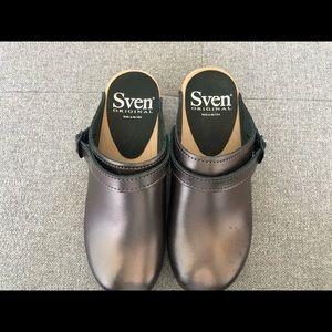 Sven Brand Swedish Clogs